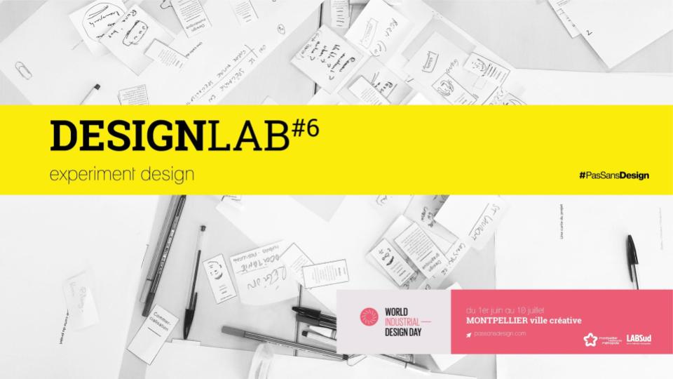 DesignLAB#6 : Experiment design